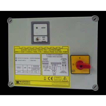 Panou de protectie electronic Qa/50b