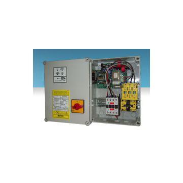 Panou de protectie electronica pt. electropompe trifazice