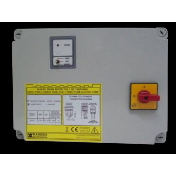 Panou de protectie electronica trifazice Qa/62c
