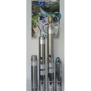 Pompe submersibile de mare adancime