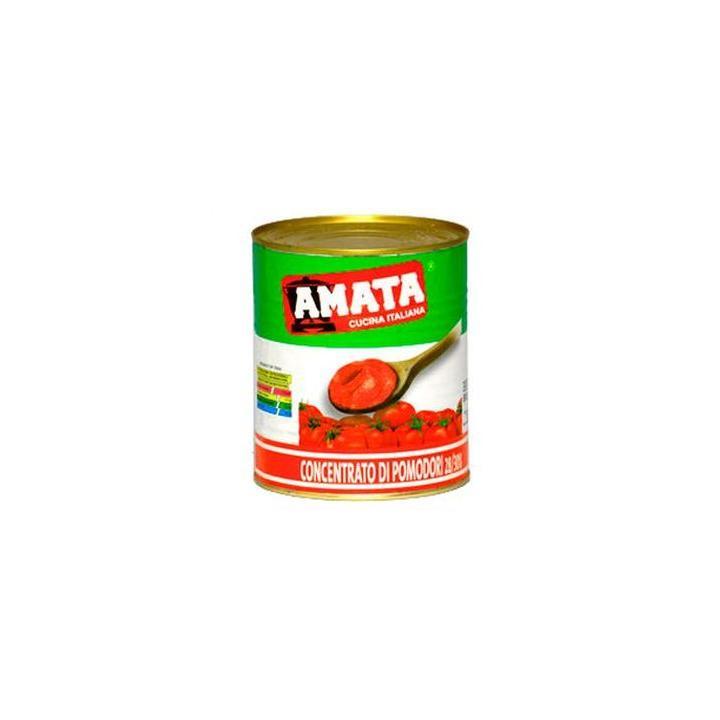 Conserva pasta tomate Amata