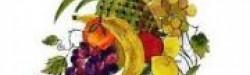 Cosul De Legume Fructe