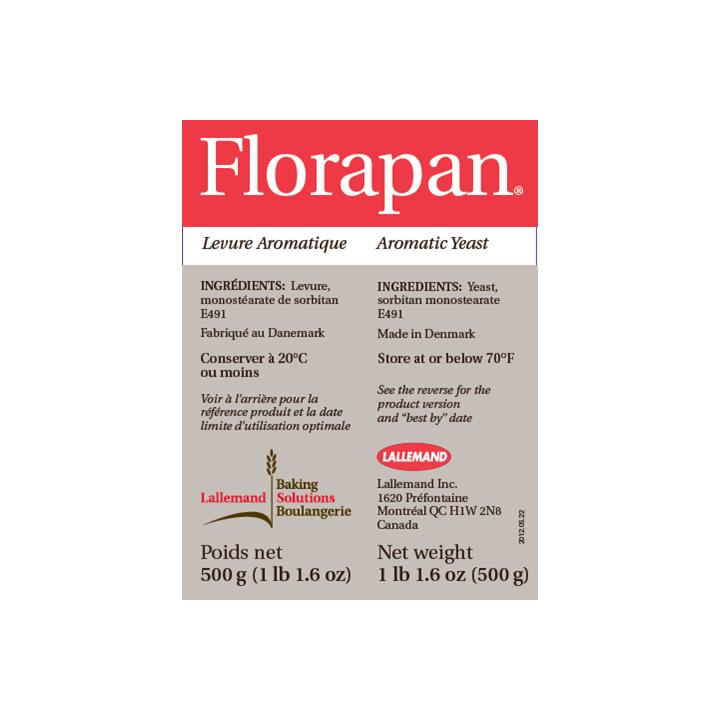 Drojdii aromatice Florapan