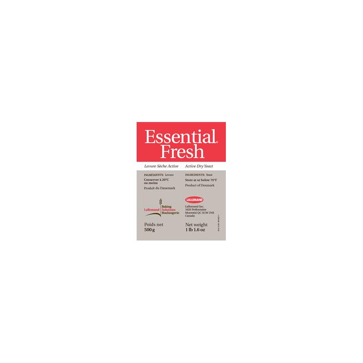 Inhibitor de mucegai, drojdie uscata activa Essential Fresh