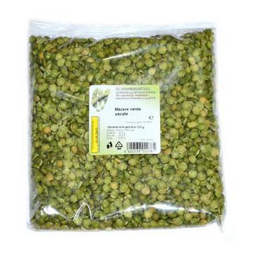 Mazare verde uscata 1kg