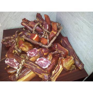 Carne porc afumata natural