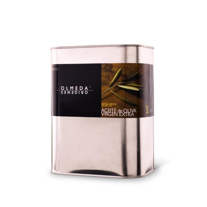 Ulei masline Extra Virgin Olive Oil PET (Granada) 3 litri