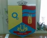 Drapele cu insemnul heraldic al localitatii