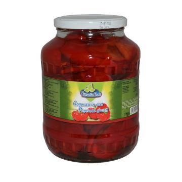 Conserva gogosari in otet peperoni 1700ml Silvania