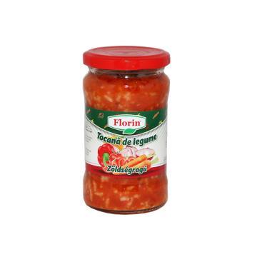 Conserva tocana de legume Florin 360 g