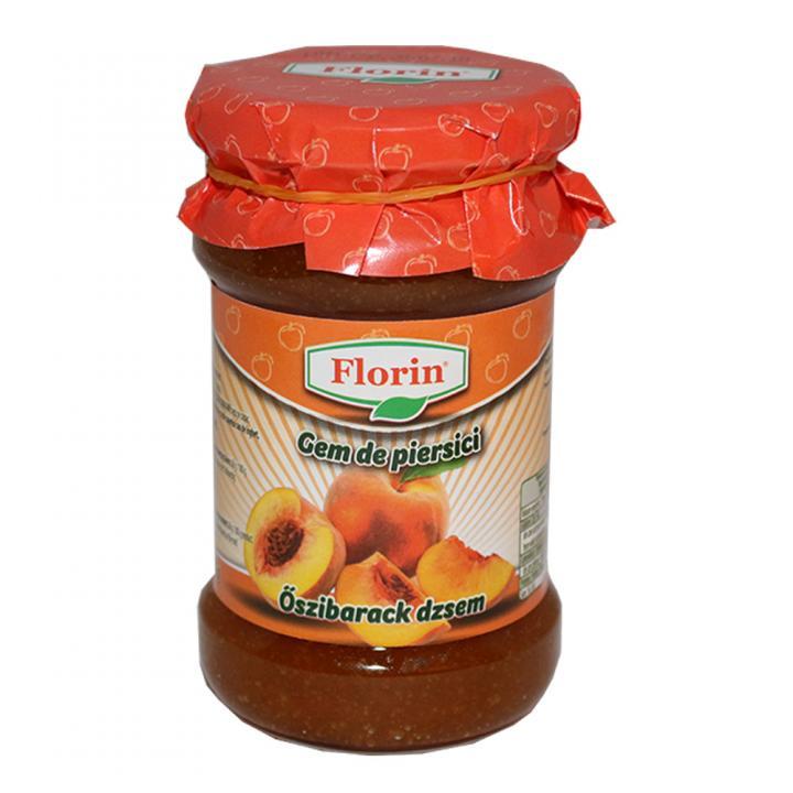 Gem de piersici Florin 375 g