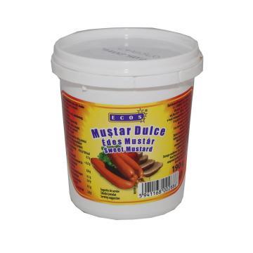 Mustar dulce 190gr Ecos