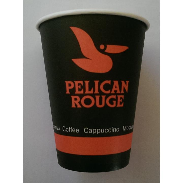 Pahare carton Pelican Rouge