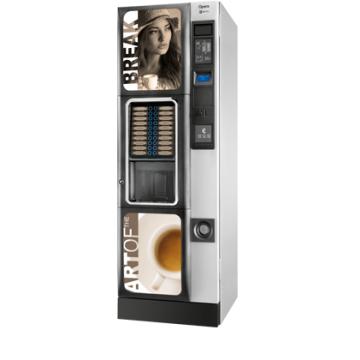 Automat vending Necta Opera