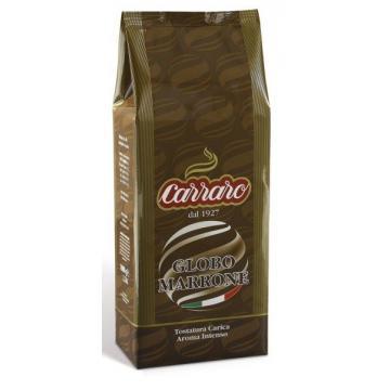 Cafea boabe Carraro Globo Marrone 1kg.