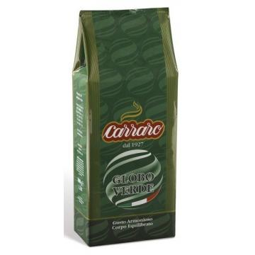Cafea boabe Carraro Globo Verde 1kg.