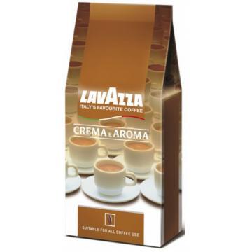 Cafea boabe Lavazza Crema e Aroma 1kg.