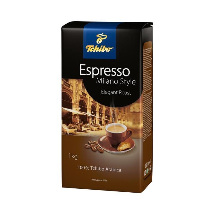 Cafea Tchibo Espresso Milano Style boabe 1kg