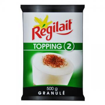 Lapte granulat Regilait Topping 2 - 500g
