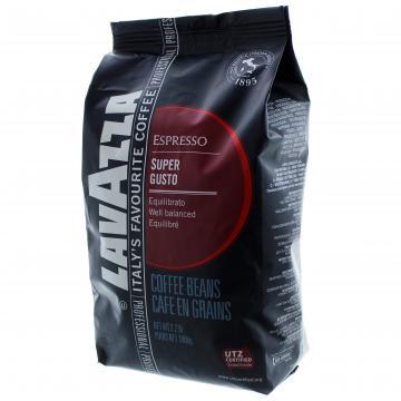 Cafea boabe Lavazza Espresso Super Gusto