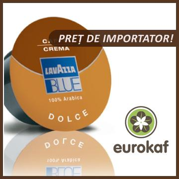 Capsule cafea Lavazza Blue Caffe Crema Dolce