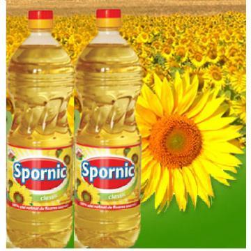 Ulei de floarea soarelui Spornic
