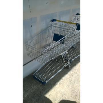 Carucioare cumparaturi supermarket