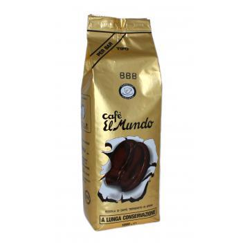 Cafea boabe El Mundo ORO BBB 1KG