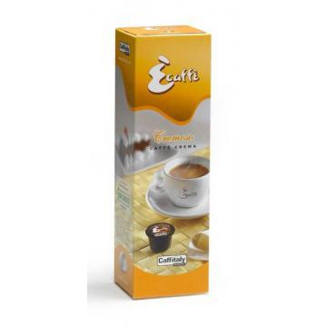 Cafea capsule E'caffe Cremoso