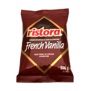 Bautura instant Cappuccino French Vanilla Ristora 0.5 kg