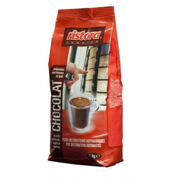Ciocolata calda instant Ristora D.A.F. Rosso