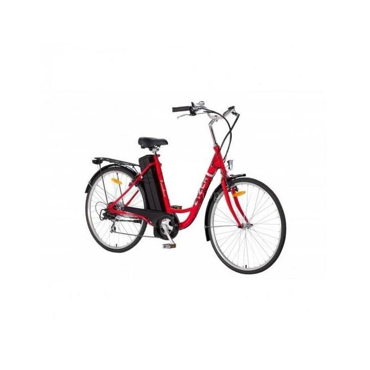 Bicicleta electrica ZT-11 Barcelona