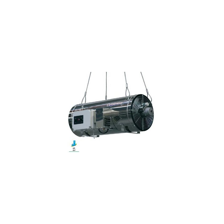 Generator aer cald Biemmedue GA 100 C GPL