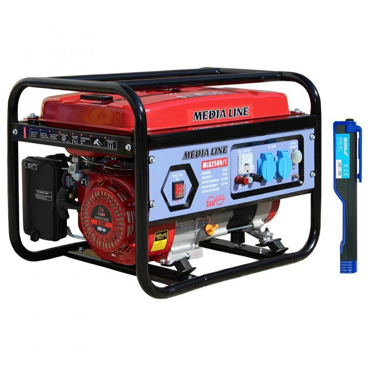 Generator curent monofazat Media Line MLG 2500/1