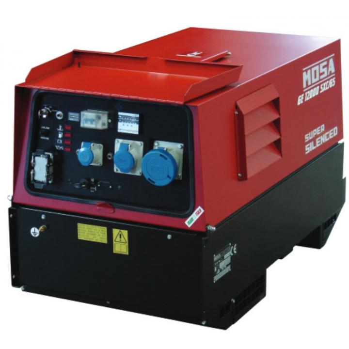 Generator curent Mosa GE 12000 SXC/GS EAS