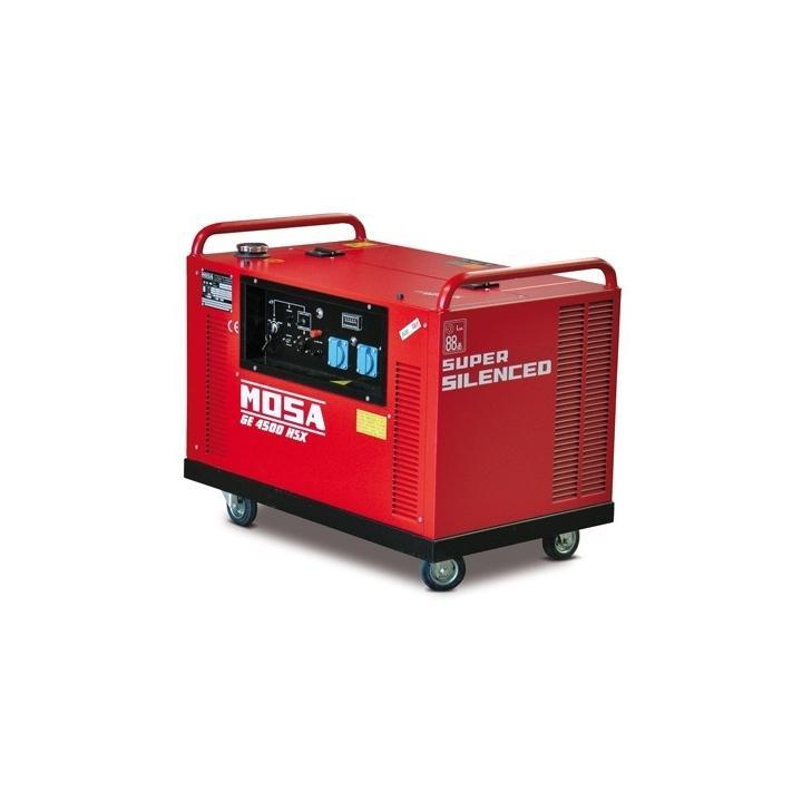 Generator curent Mosa GE 4500 HSX-EAS