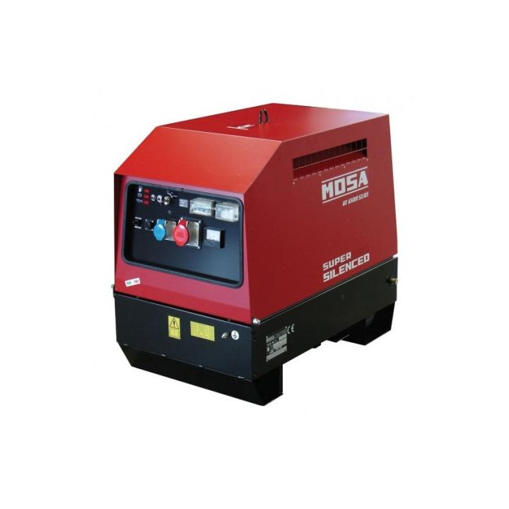Generator curent Mosa GE 6500 SX/GS-EAS