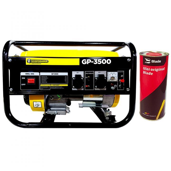 Generator de curent Gospodarul Profesionist GP-3500