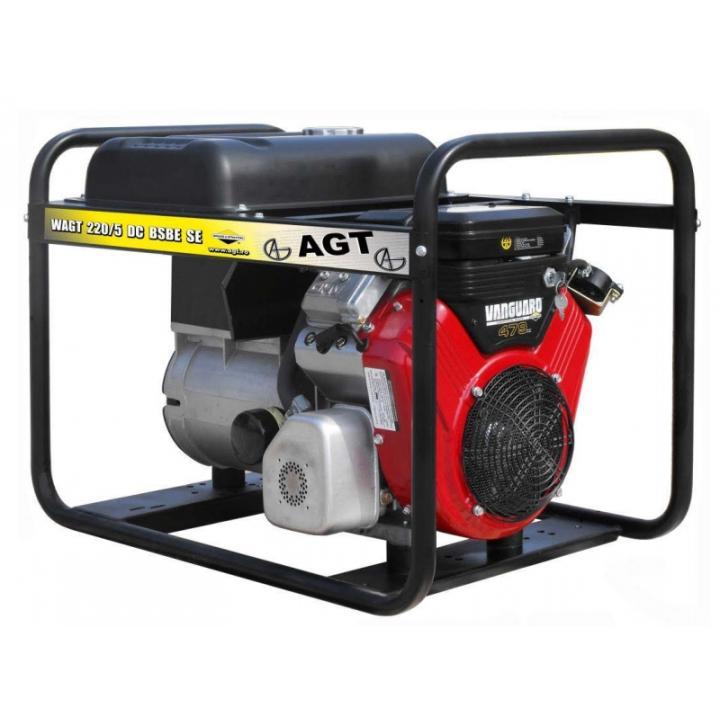 Generator de curent si sudura WAGT 220/5DC BSBE R16