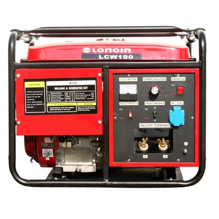 Generator de sudura Loncin LCW190