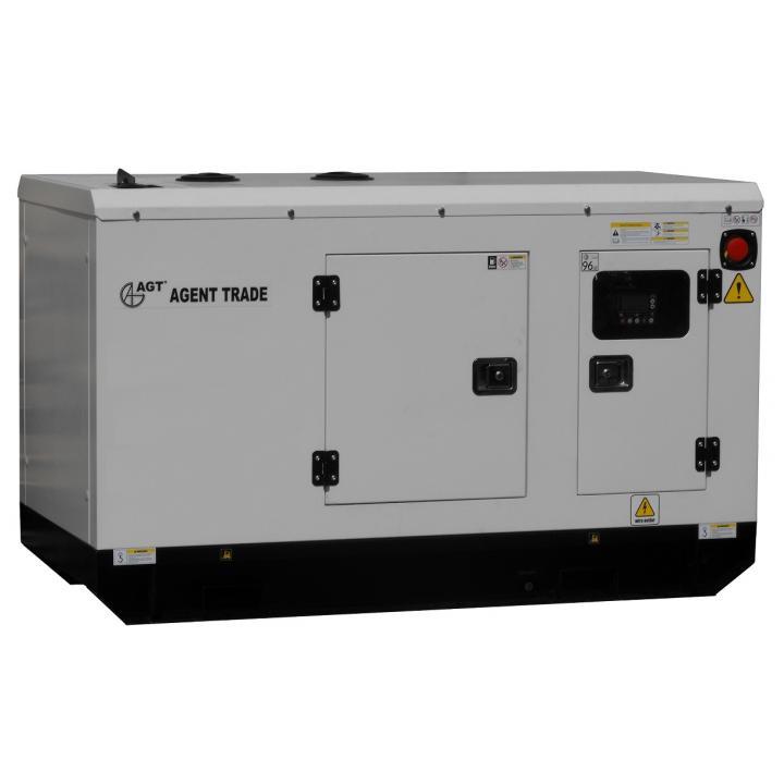 Generator diesel trifazat AGT 40 DSEA cu automatizare
