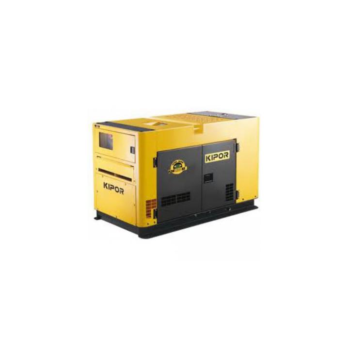 Generator insonorizat Kipor KDE9000SS