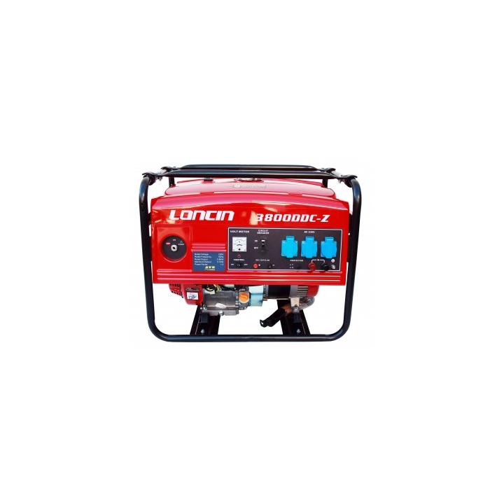 Generator Loncin lc 3800 ddc-z 3.1 KW cu automatizare