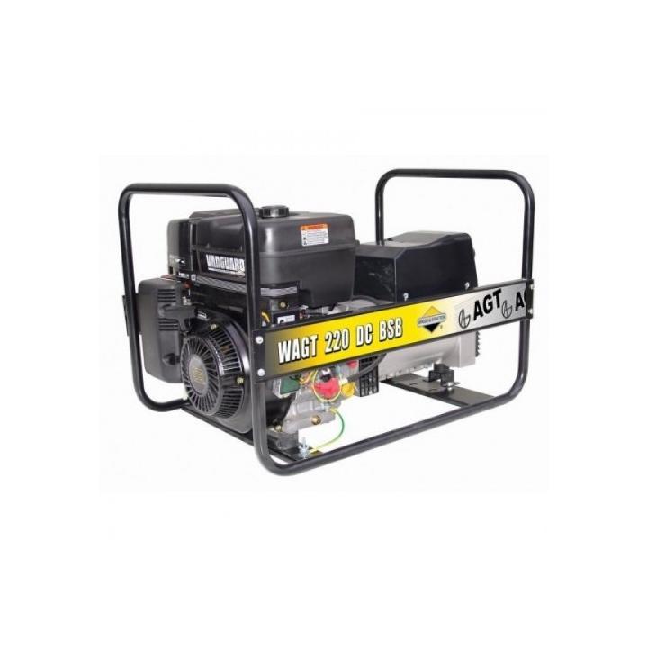 Generator sudura WAGT 220 DC BSB, SE