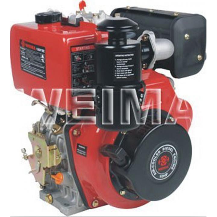 Motor Weima WM 186 FE, diesel - electric start