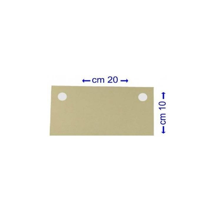 Placa filtranta 20x10 - Rover 00 Oil (set 5 buc)