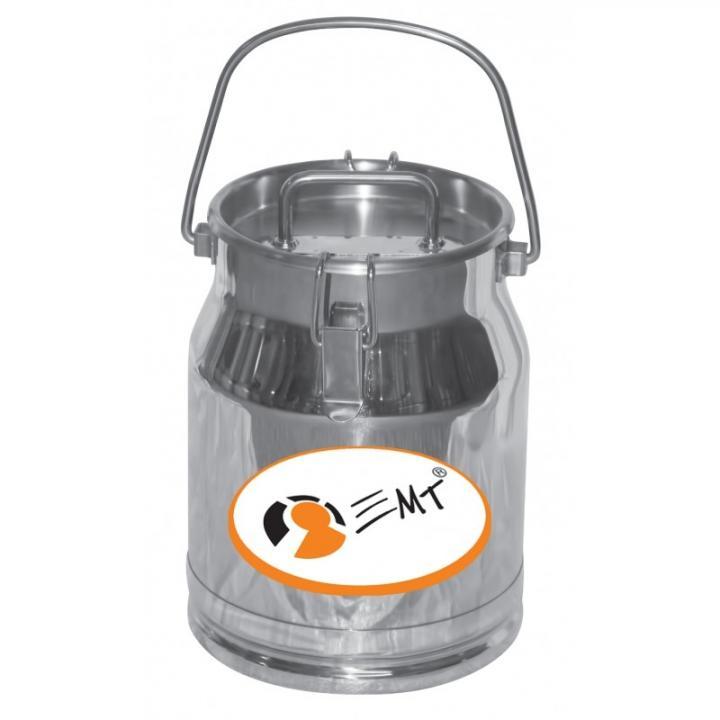 Bidon transport EMT50.10S inox, 10 litri