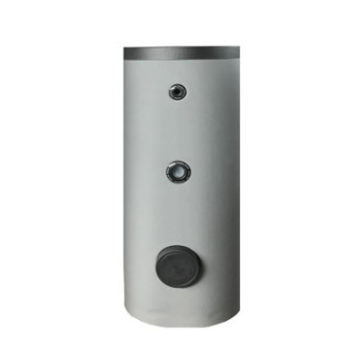 Boiler vertical inox cu serpentina 150 litri + rezistenta