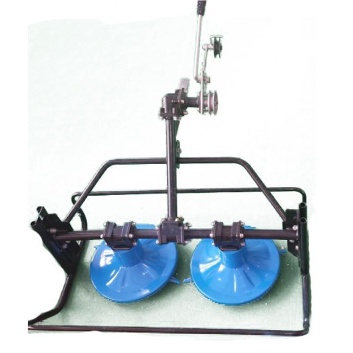 Cositoare tambur rotativ