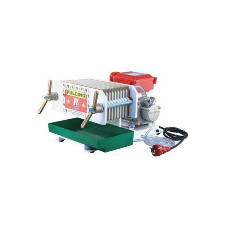 Filtru Rover Pulcino 10 Oil, 10 placi 20x10 cm, 100-150 l/h